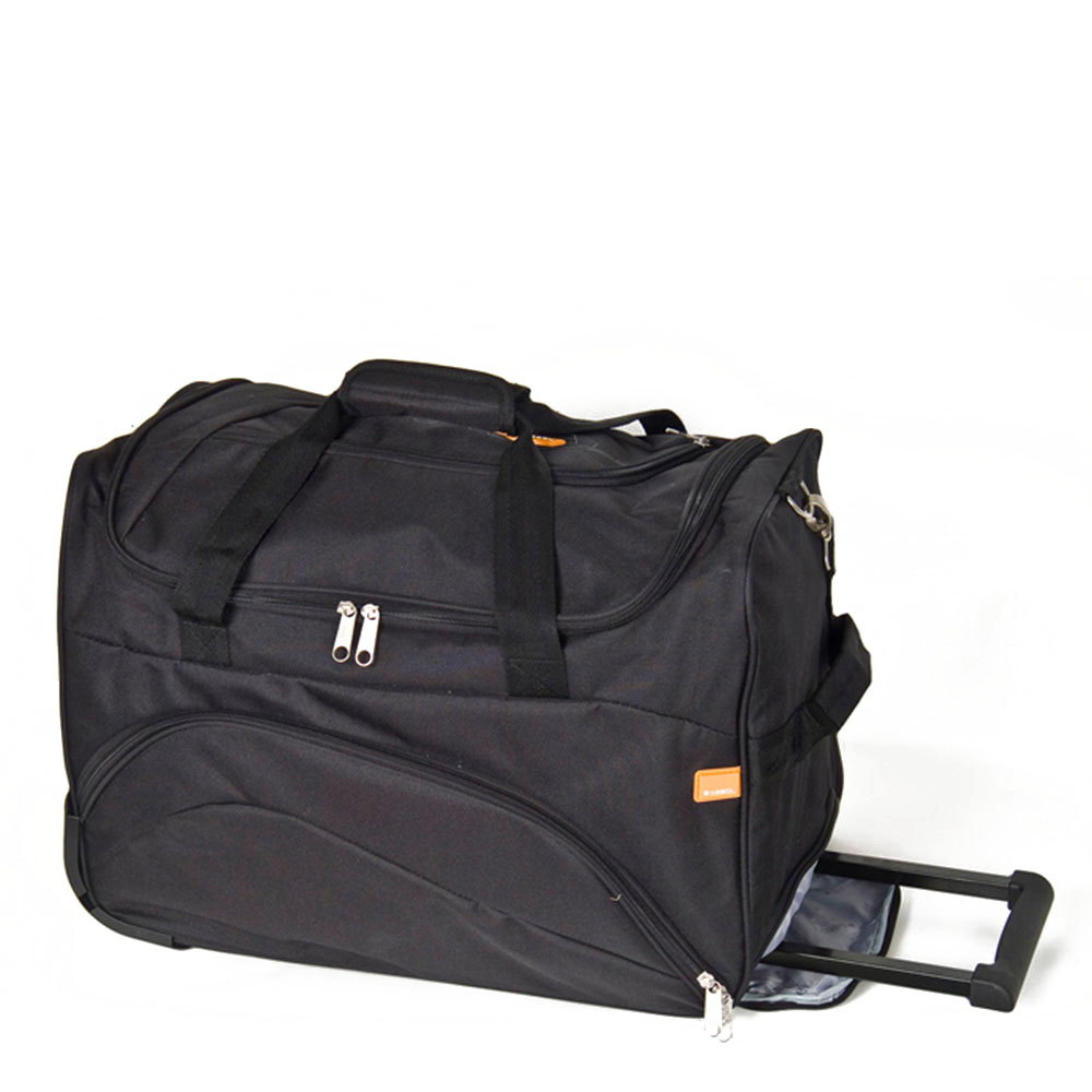Gabol Week Small Wheel Bag Black