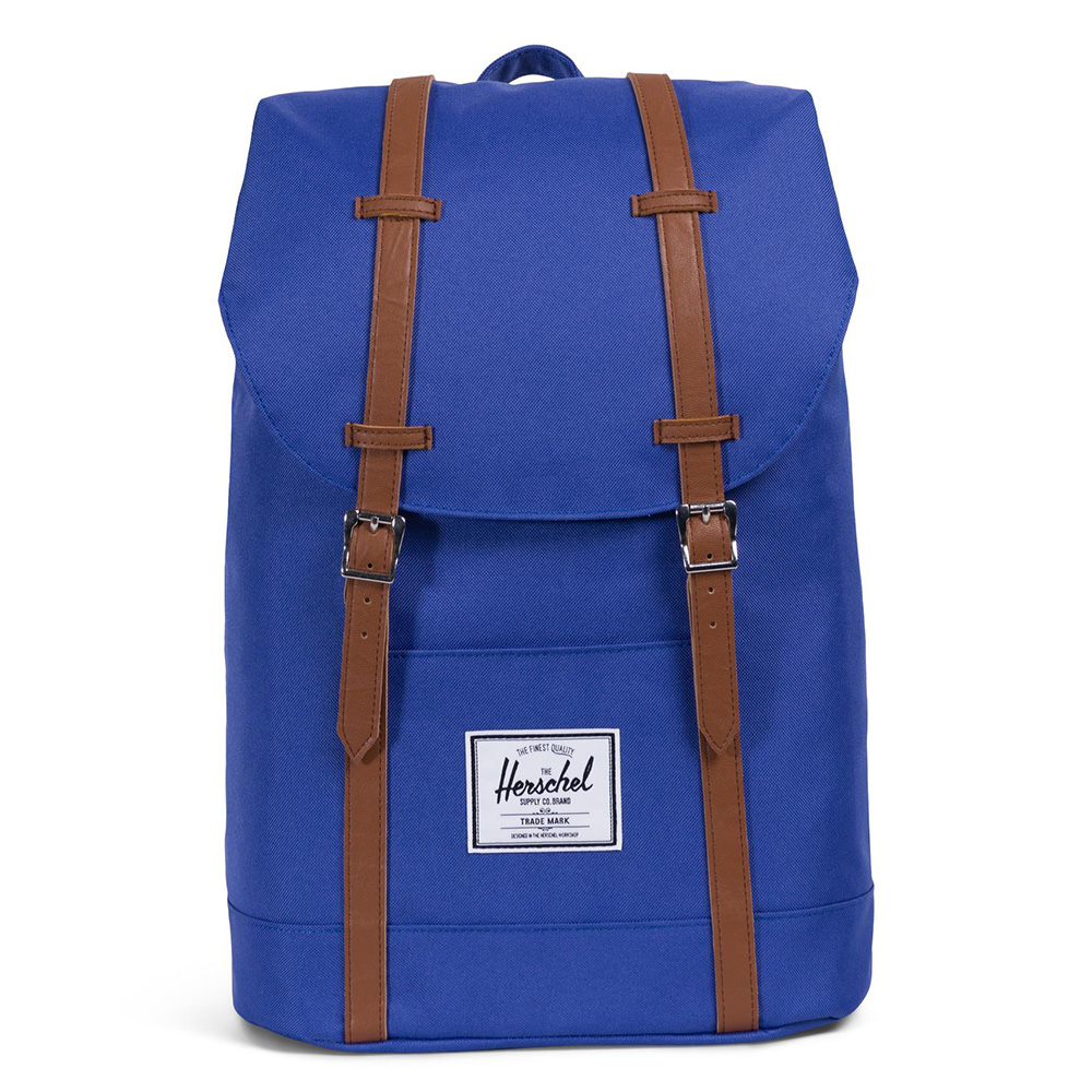 Herschel Retreat Rugzak Deep Ultramarine