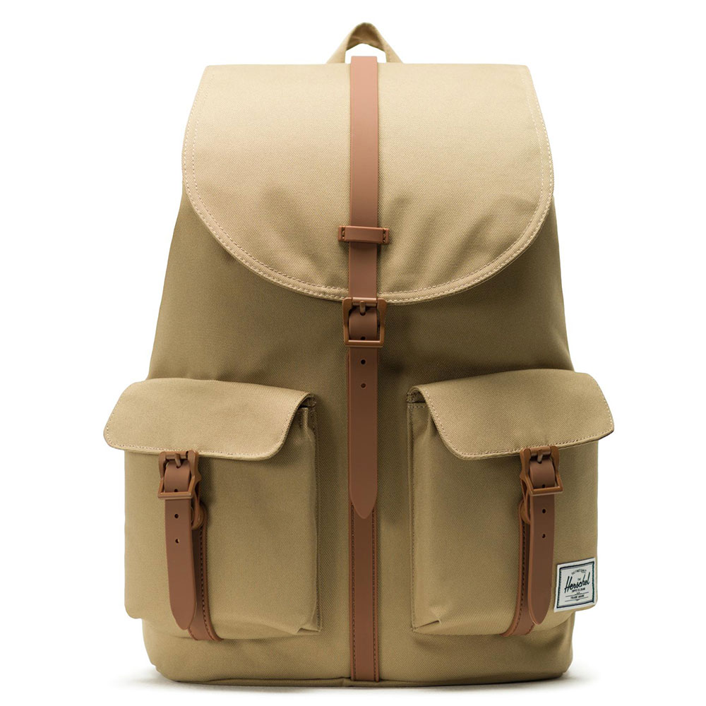 Herschel Dawson Rugzak Kelp/Saddle Brown