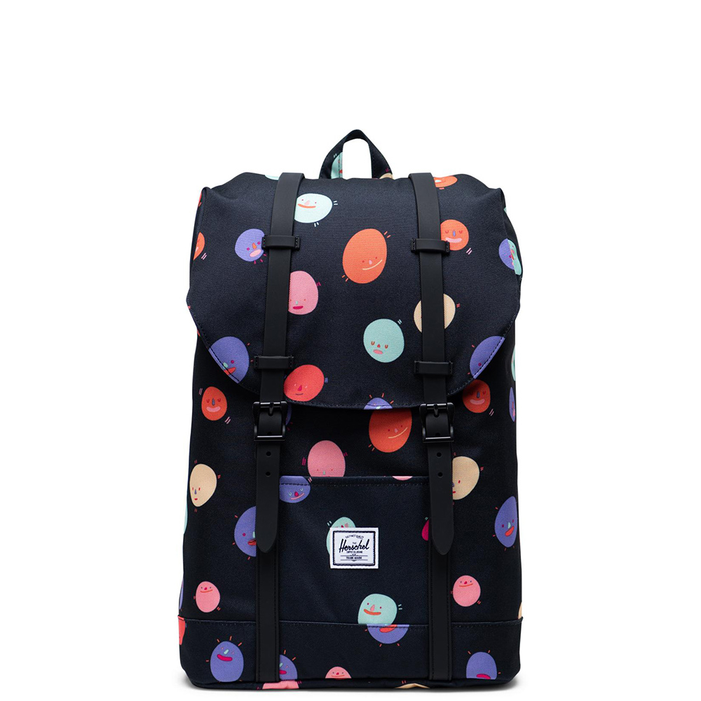 Herschel Supply Co.-Rugzakken-Retreat Youth-Zwart
