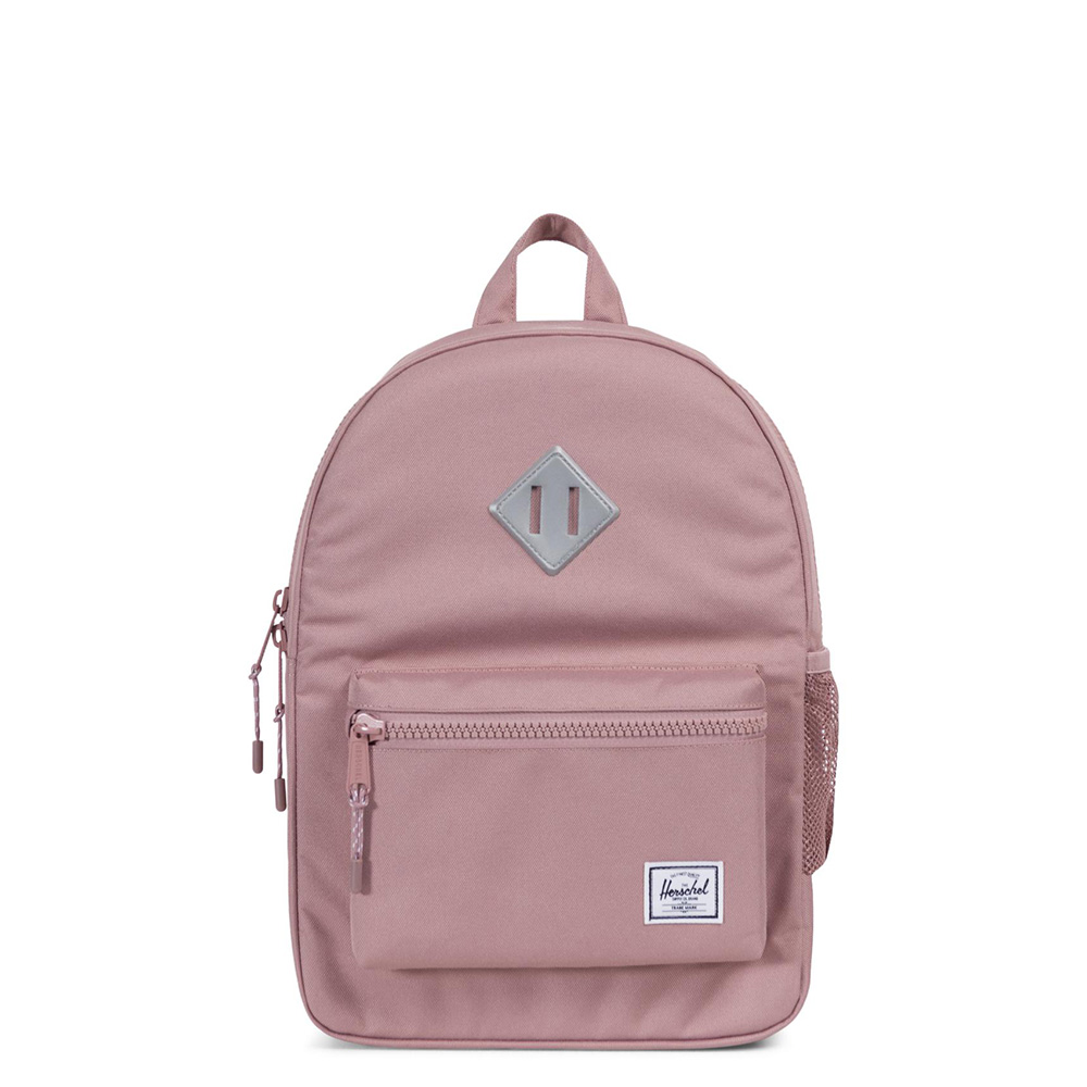 Herschel Heritage Youth Rugzak Ash Rose/Silver Reflective