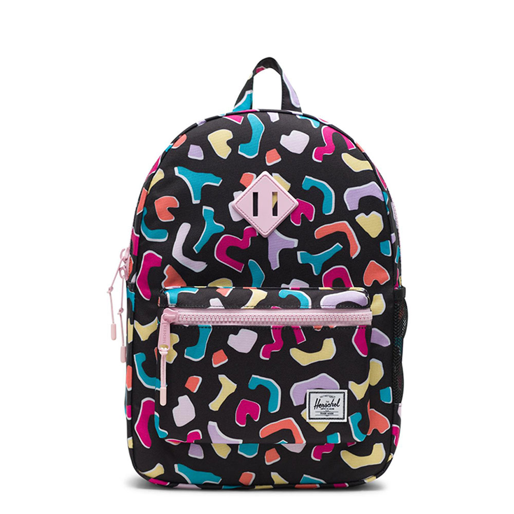 Herschel Heritage Youth Rugzak Youth Fiesta/ Pink Lady