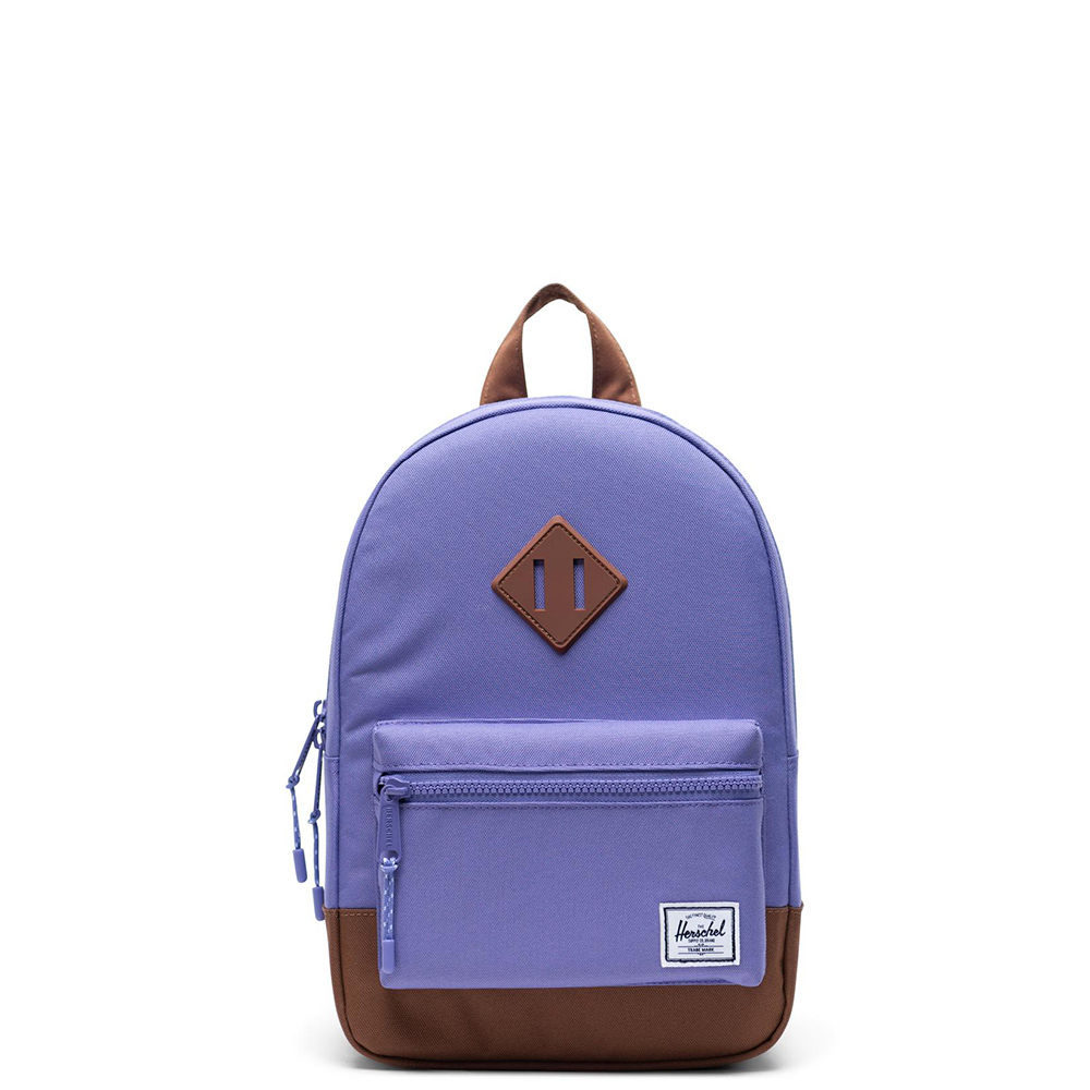 Herschel Heritage Kids Rugzak Aster Purple Saddle Brown