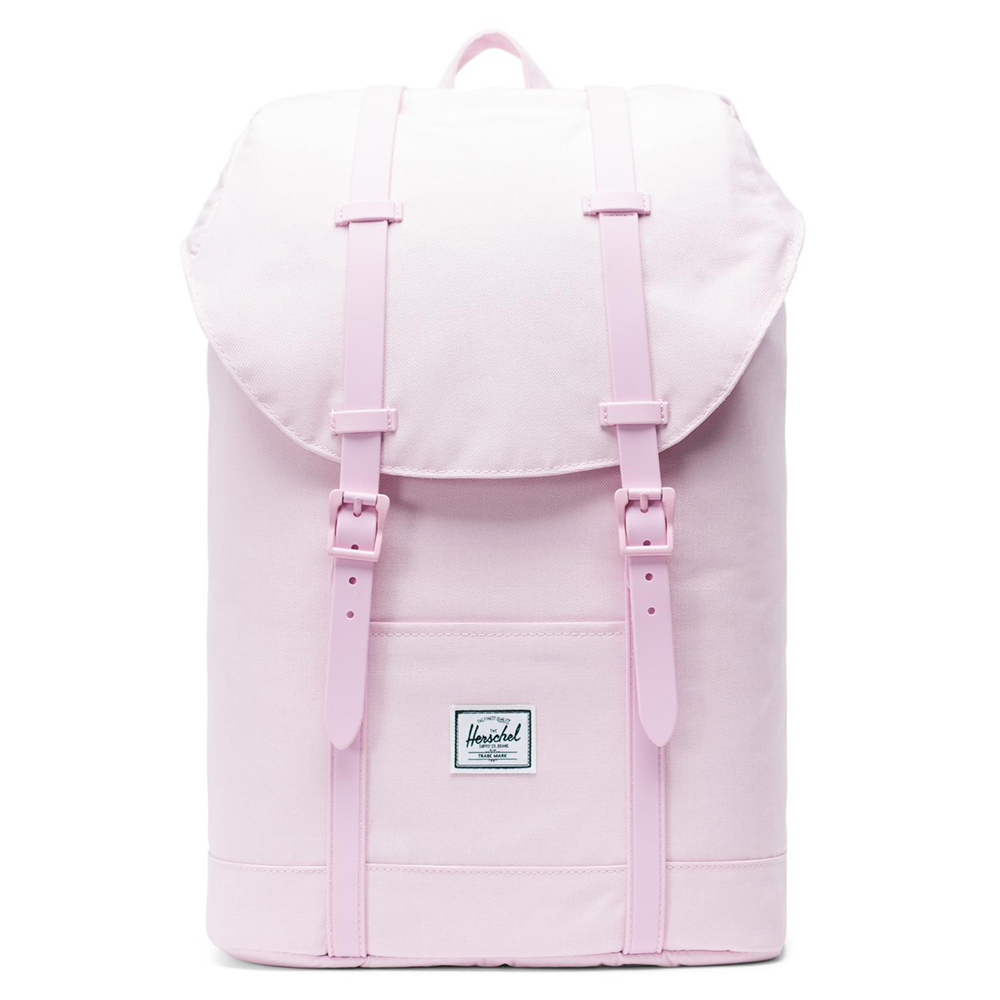 Herschel Retreat Mid-Volume Rugzak Pink Lady Crosshatch
