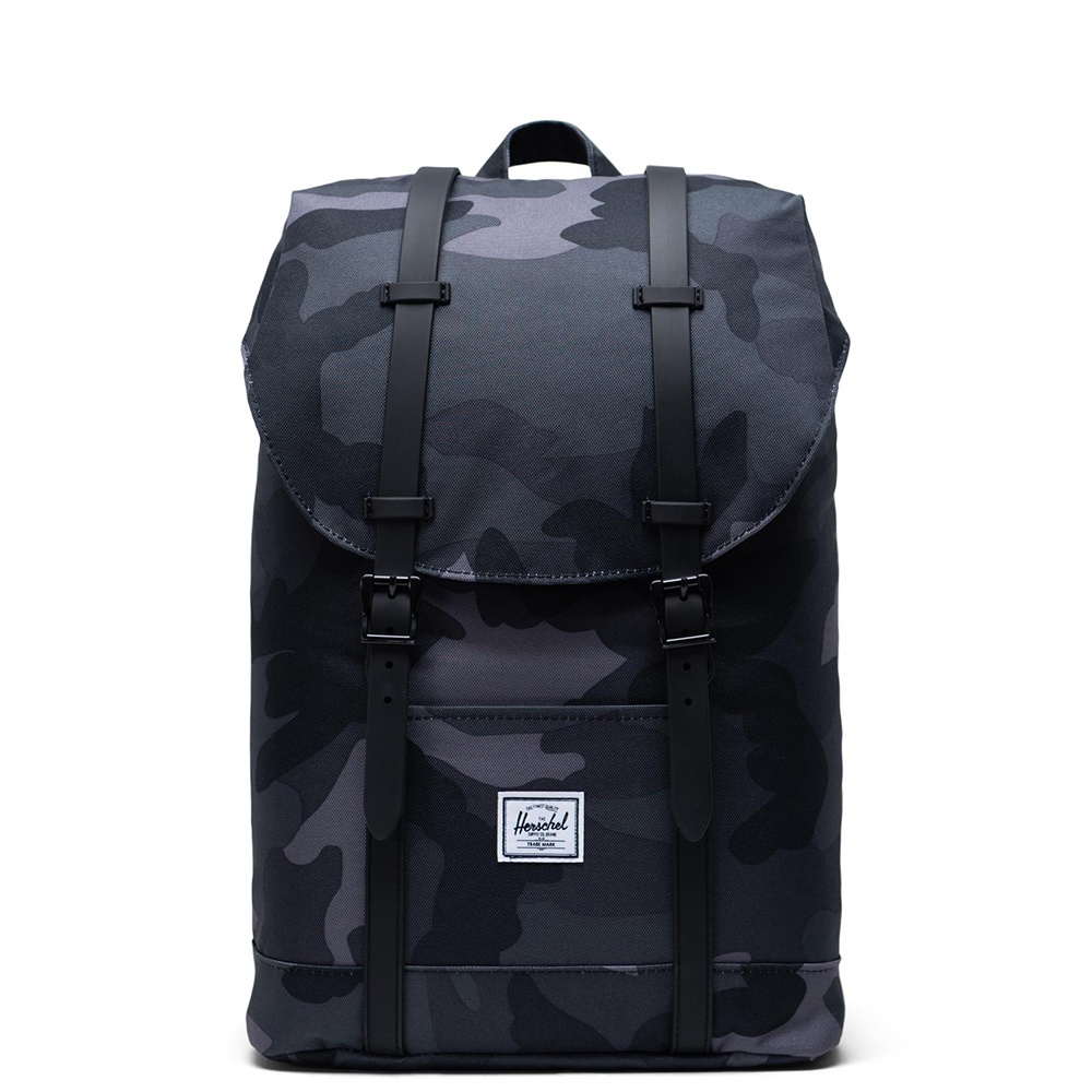 Herschel Retreat Mid-Volume Rugzak Night Camo