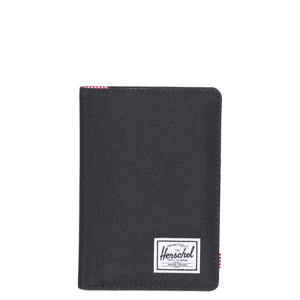 Herschel Raynor Passport Holder RFID Black
