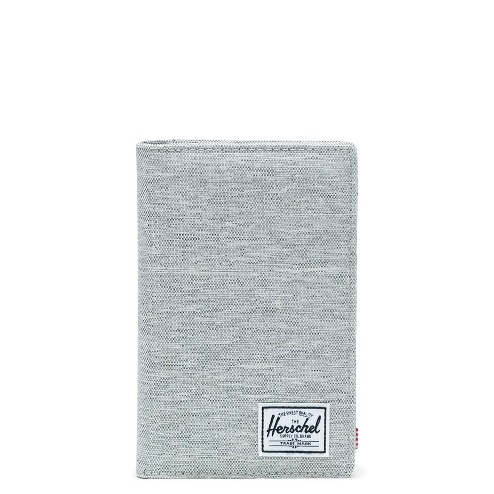 Herschel Supply Co. search Portemonnee RFID light grey crosshatch