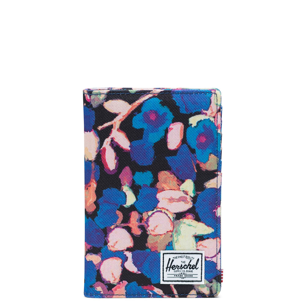 Herschel Search RFID Portemonnee Painted Floral