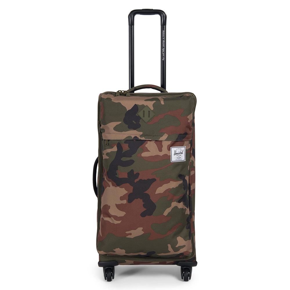 Herschel Highland Trolley Medium Woodland Camo
