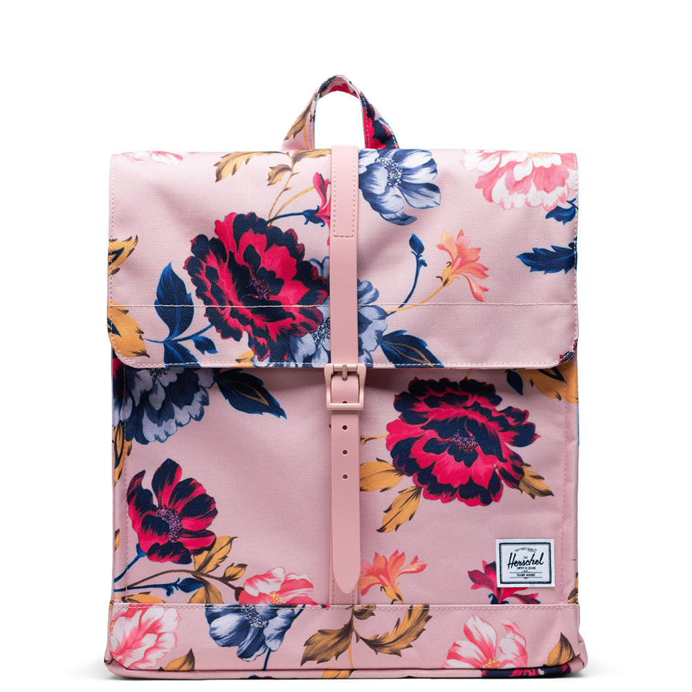 Herschel City Rugzak Mid-Volume Winter Flora