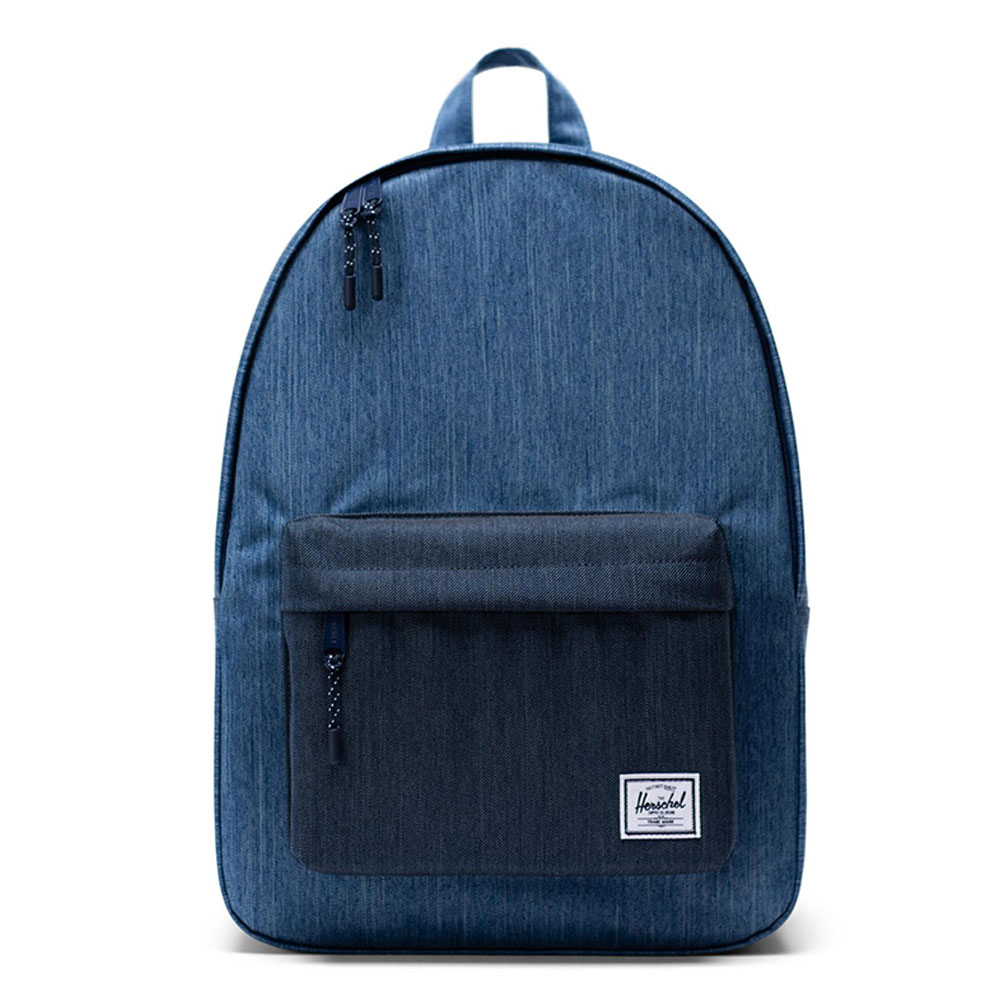Herschel Classic Rugzak Faded Denim/ Indigo Denim