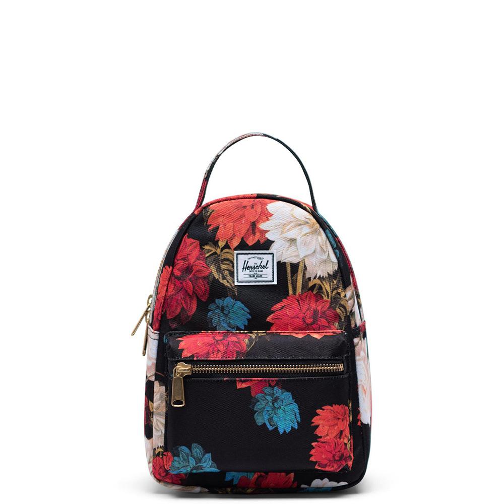 Herschel Nova Mini Rugzak Vintage Floral Black