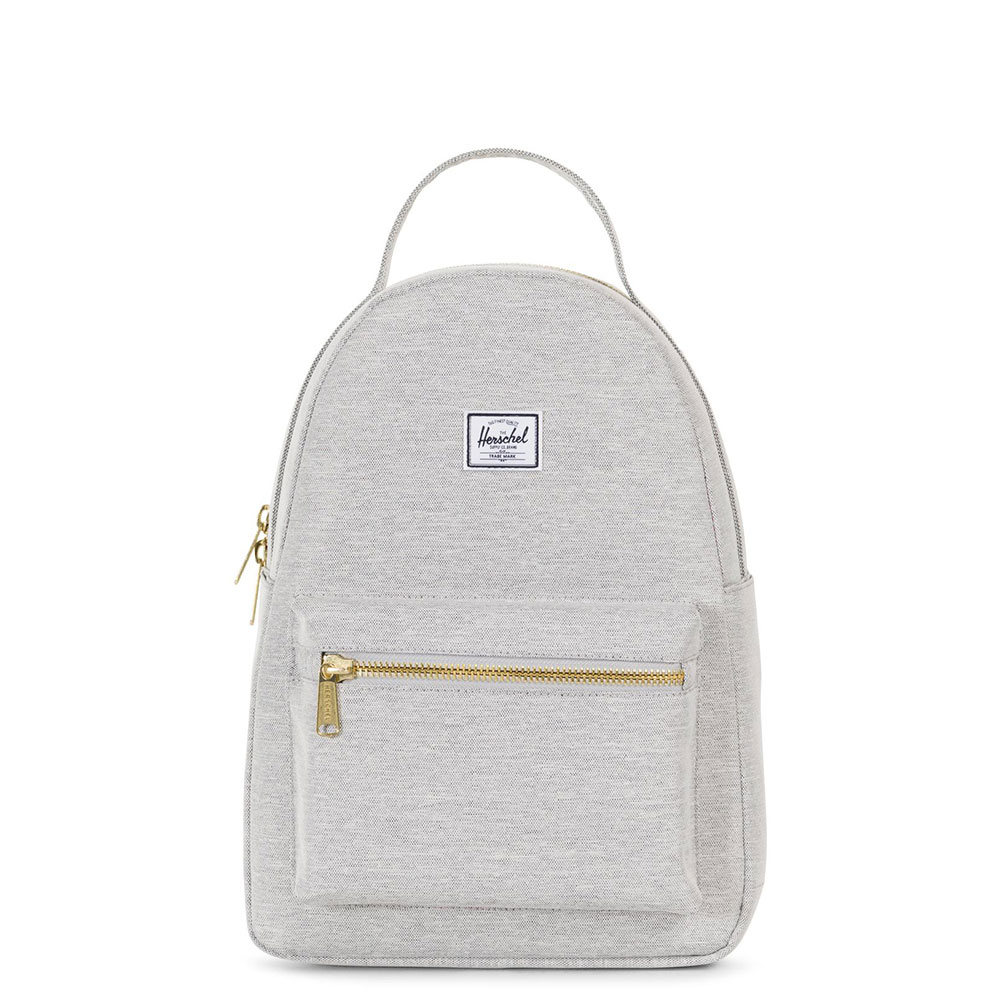 Herschel Nova X-Small Rugzak Light Grey Crosshatch