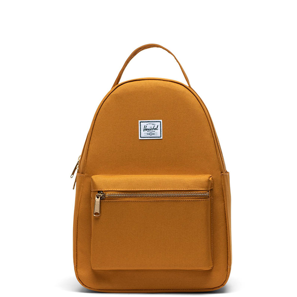 Herschel Nova Small Rugzak Buckthorn Brown