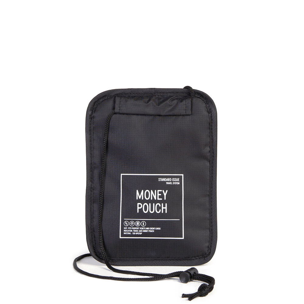 Herschel Travel Accessoires Money Pouch Black