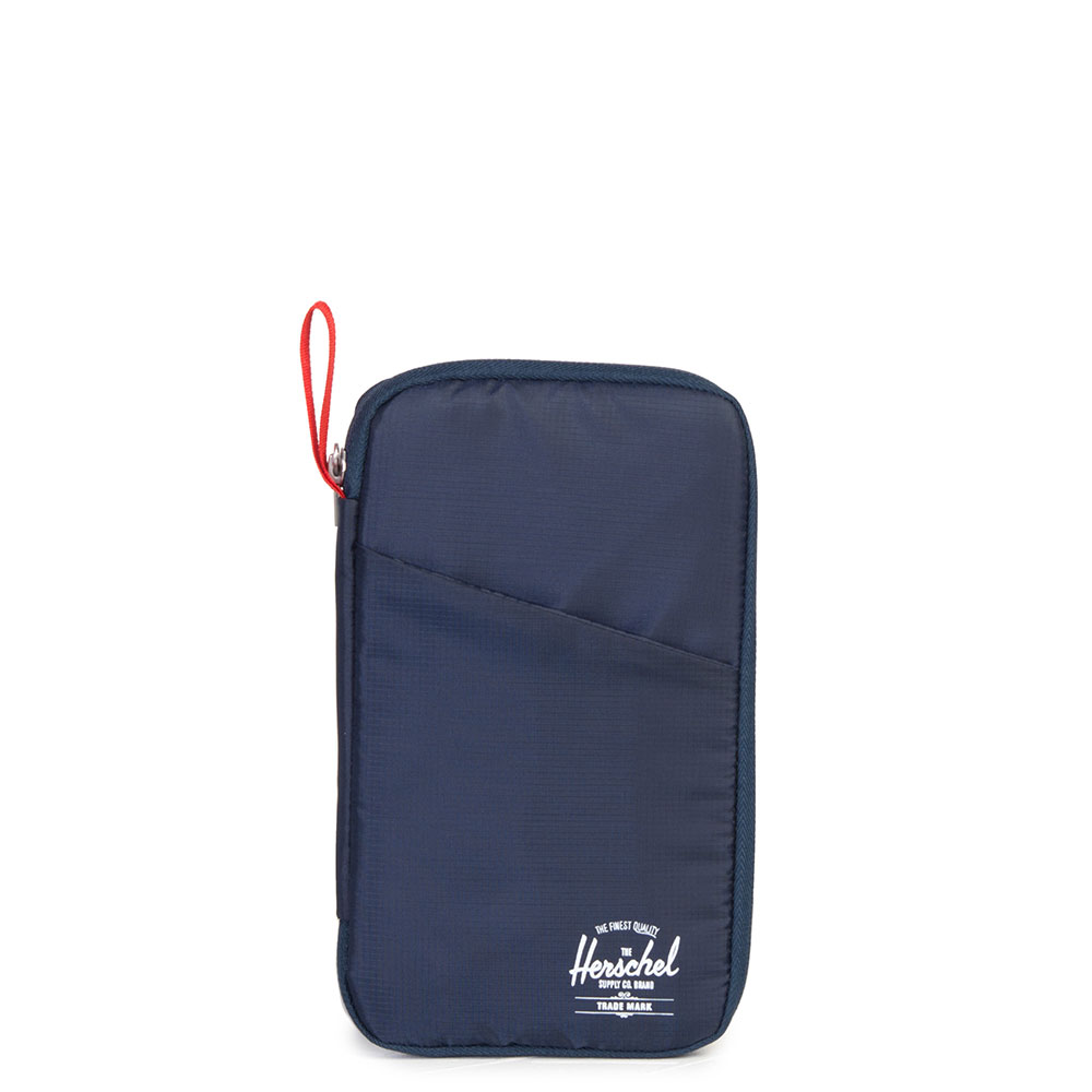 Herschel Travel Accessoires Travel Wallet Navy-Red