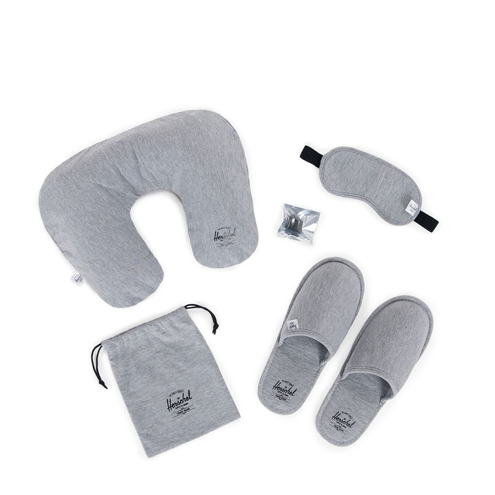 Herschel Travel Accessoires Amenity Kit S/M Heathered Grey