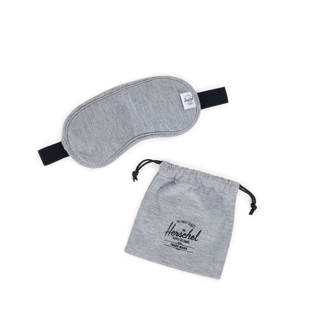 Herschel Travel Accessoires Eye Mask Heathered Grey