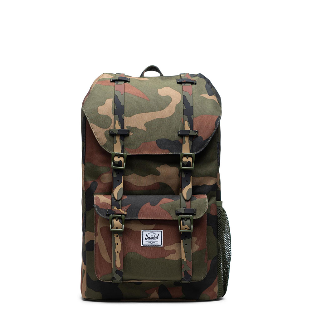 Herschel Little America Youth Rugzak Woodland Camo