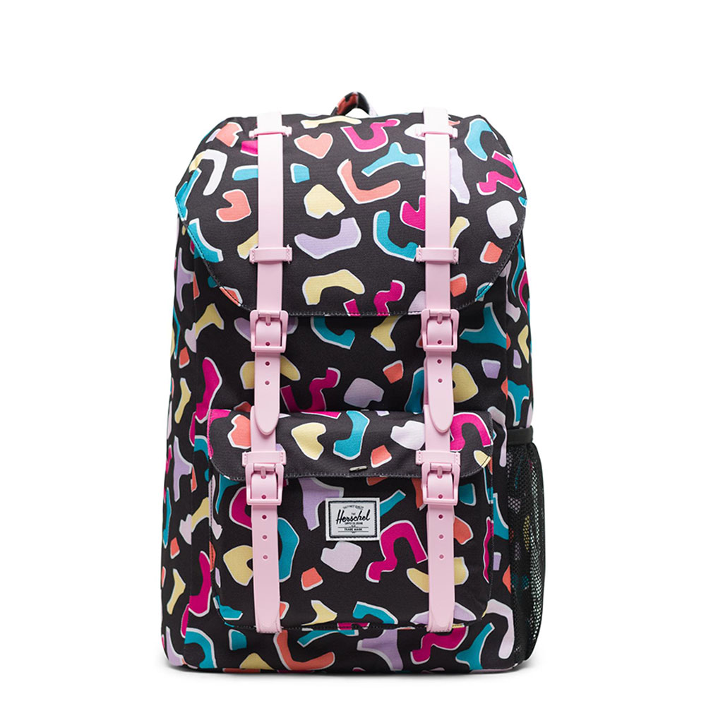 Herschel Little America Youth Rugzak Fiesta/ Pink Lady