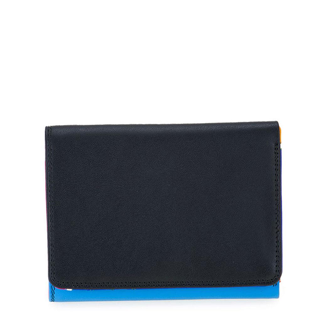 Mywalit Medium Tri-Fold Wallet Portemonnee Burano