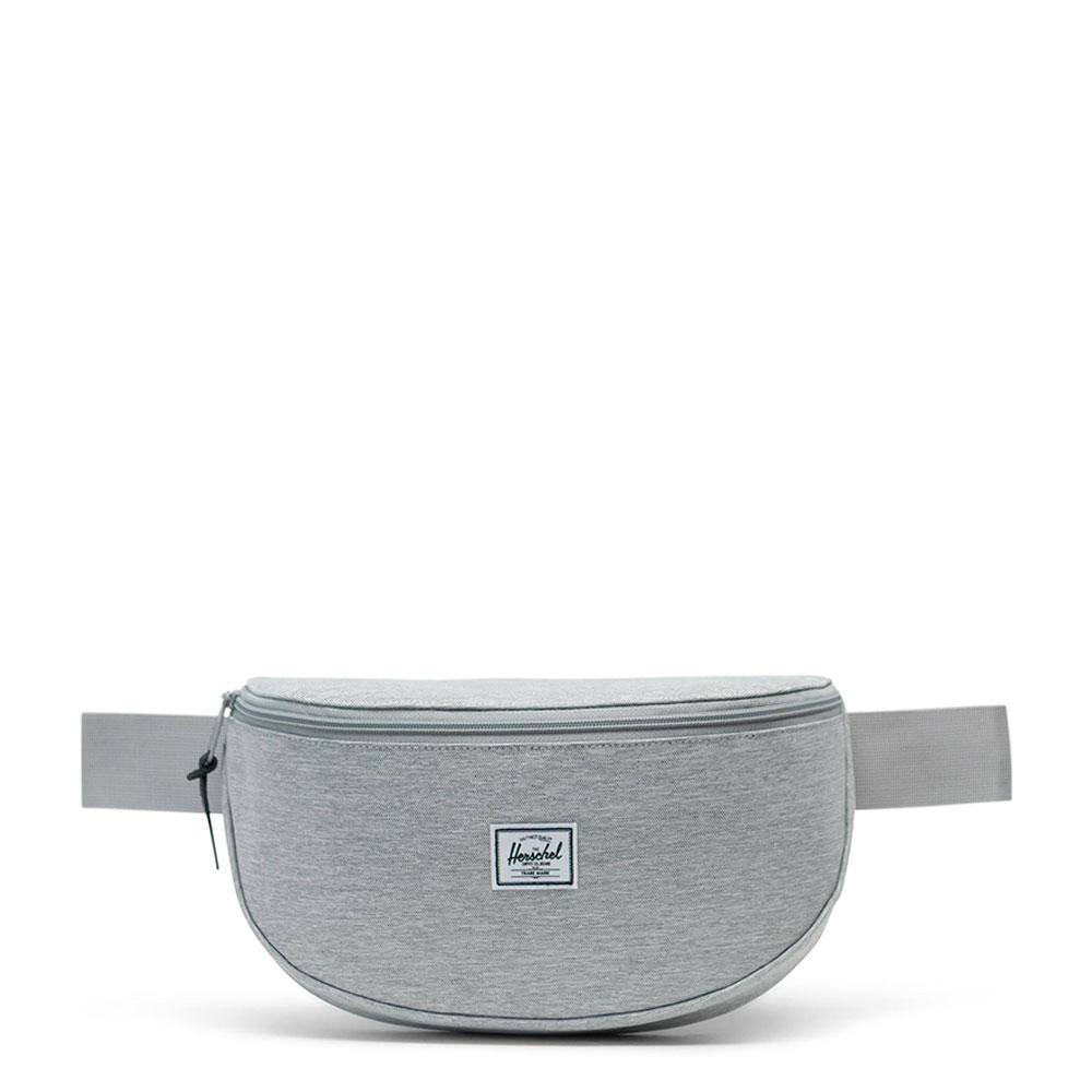 Herschel Supply Co. Sixteen Heuptas light grey crosshatch