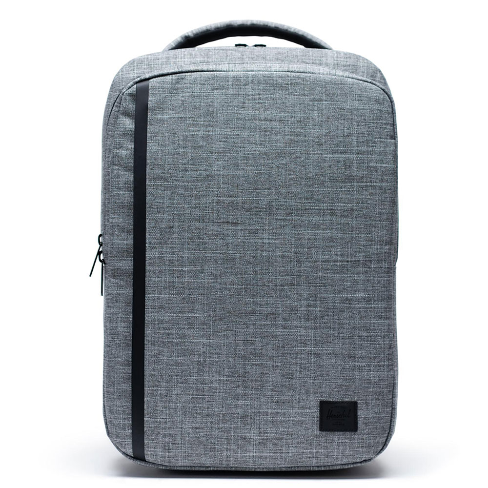 Herschel Travel Daypack Rugzak Raven Crosshatch