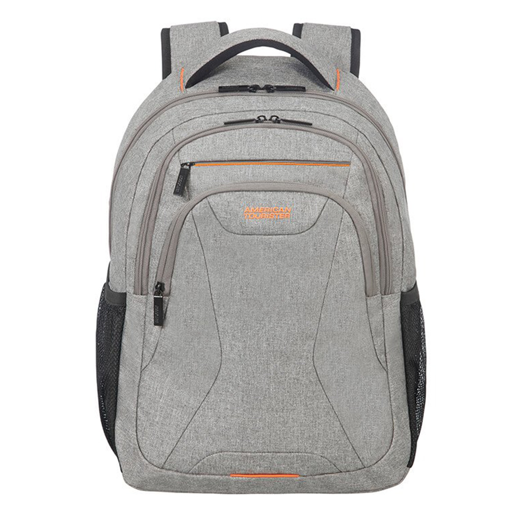 "Afbeelding van American Tourister AT Work Laptop Backpack 15.6"" Melange Cool Grey"