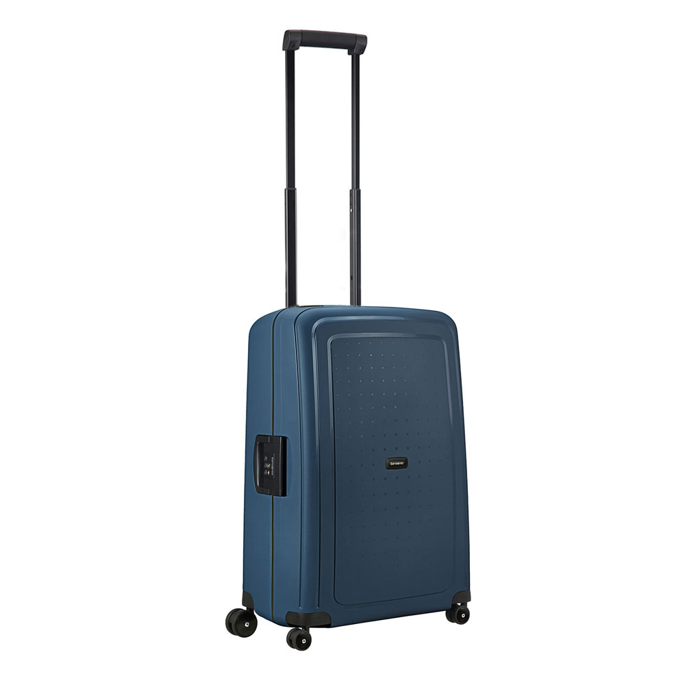 Samsonite S'Cure Eco Spinner 55 Eco Navy