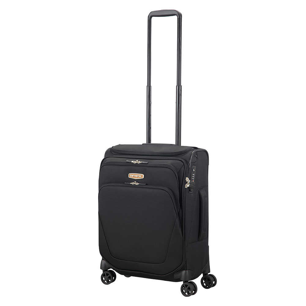 Samsonite Spark SNG Eco Spinner 55 Toppocket Black