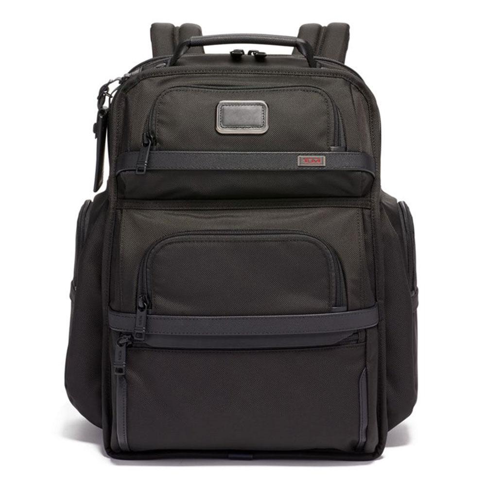 Tumi Alpha 3 Brief Pack Backpack Black