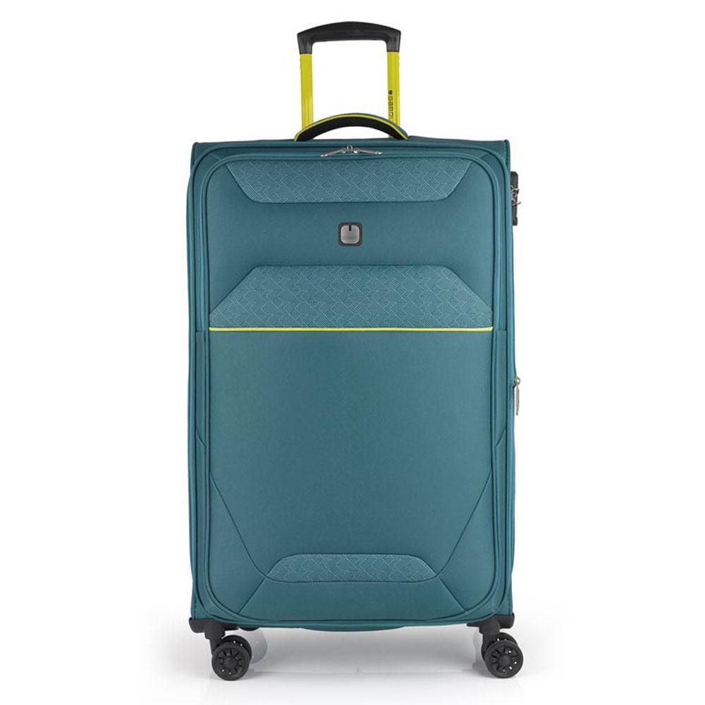 Gabol Giro Large Trolley Exp 78 Turquoise