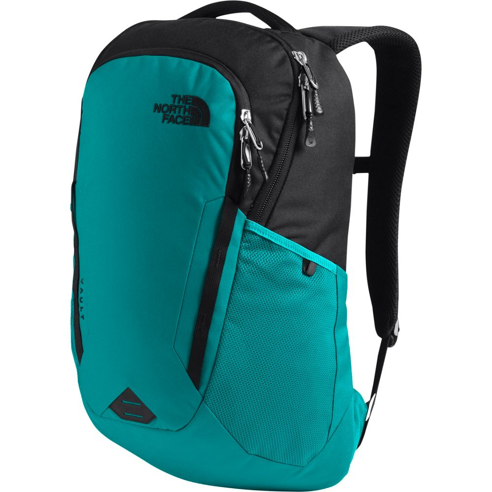 The North Face Vault Backpack Fanfare Green / TNF Black