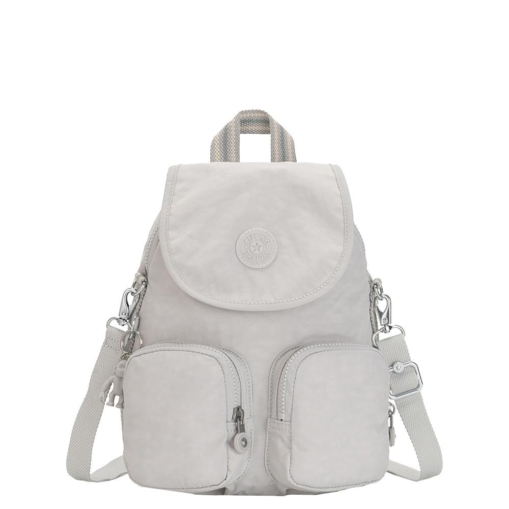 Kipling Firefly Up Backpack Curiosity Grey