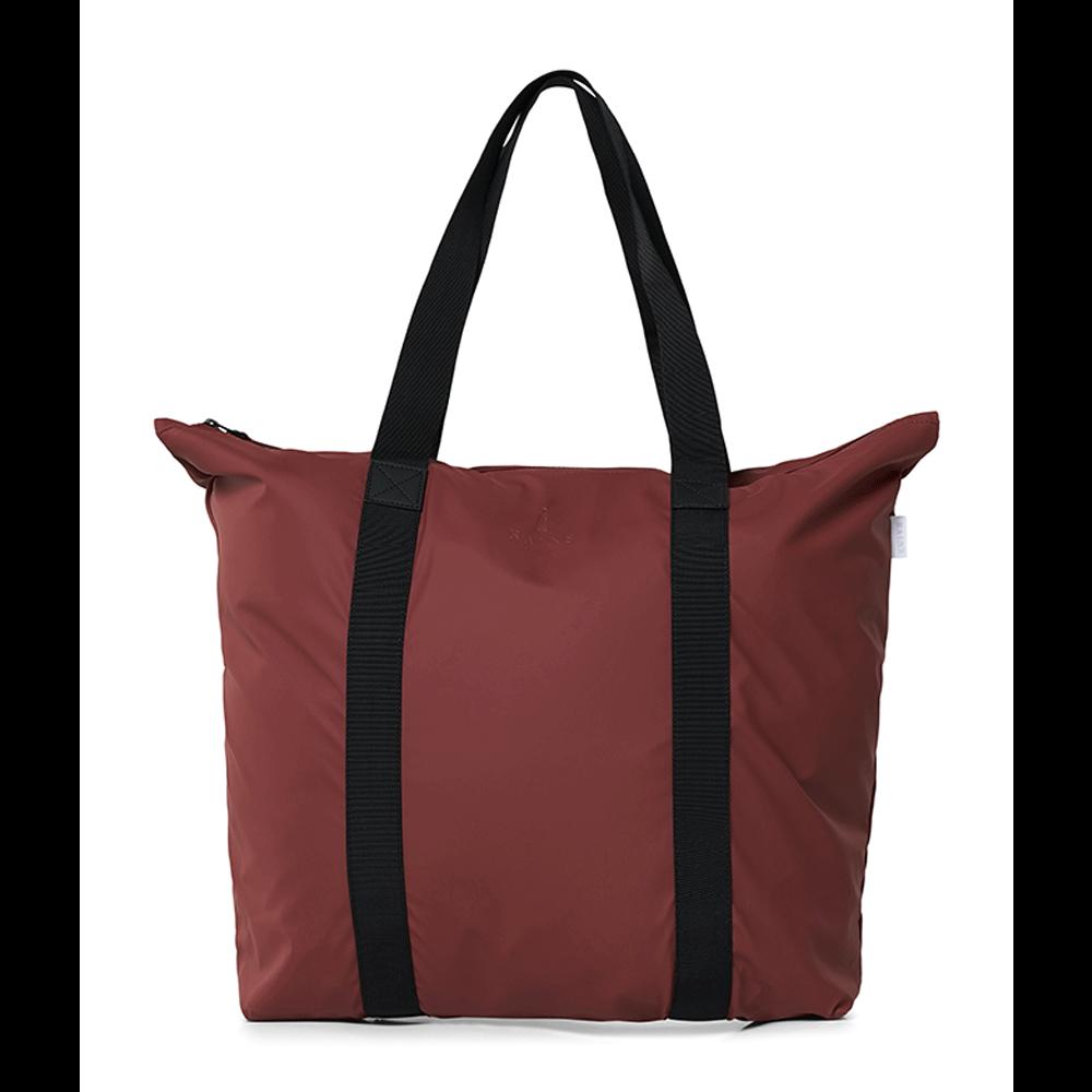 Rains Original Tote Bag Schoudertas Maroon