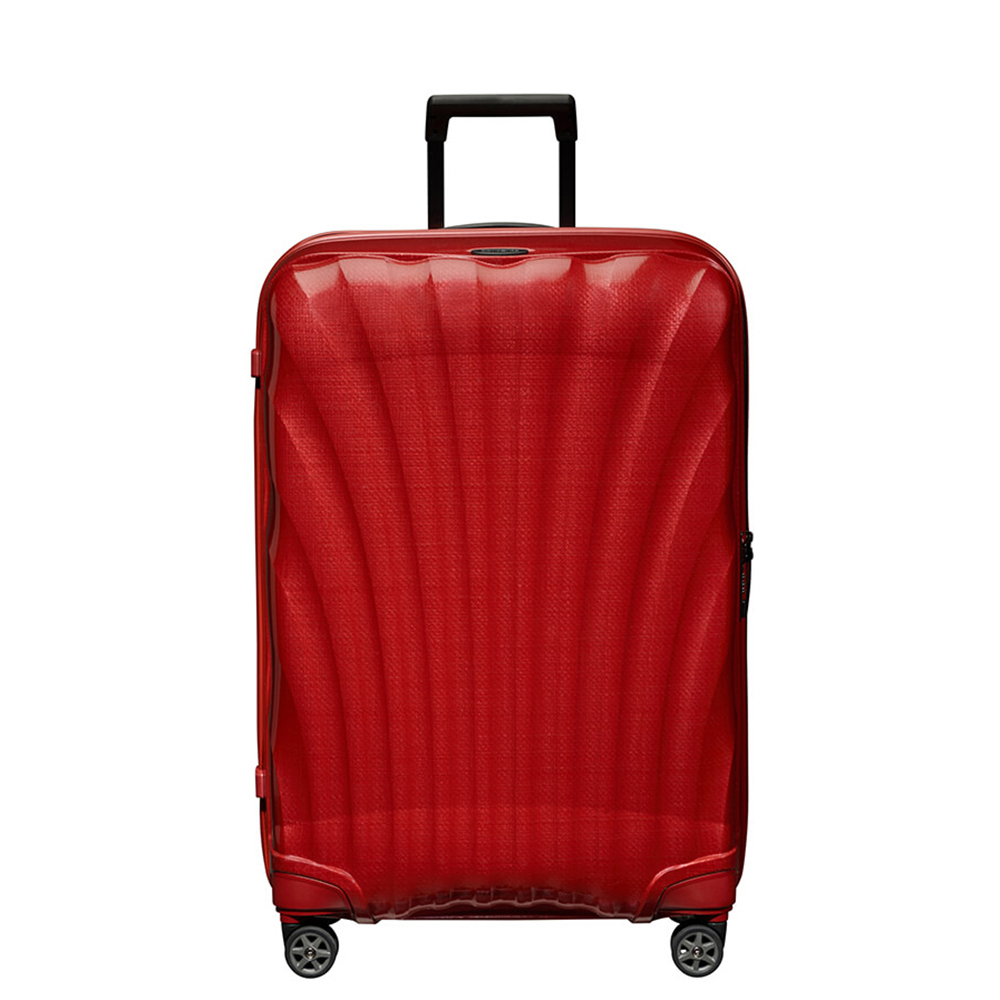 Samsonite C-Lite Spinner 75 Chili Red