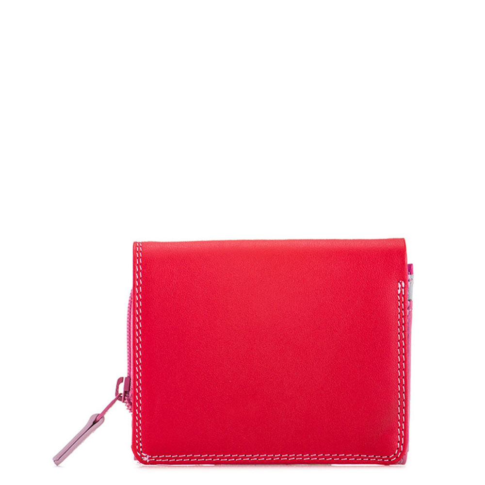 Mywalit Flap Coin Purse Portemonnee Ruby