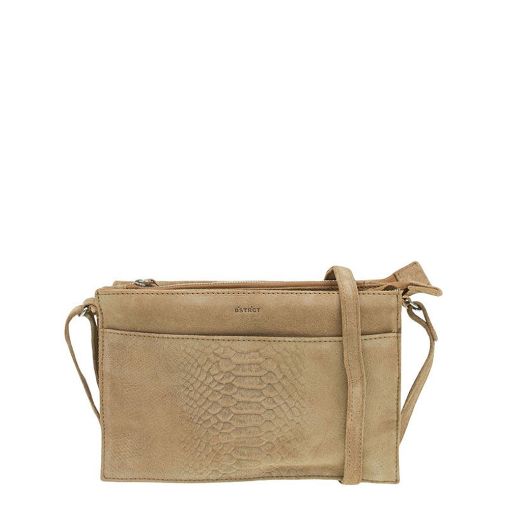 DSTRCT Portland Road Crossbody Taupe 126640
