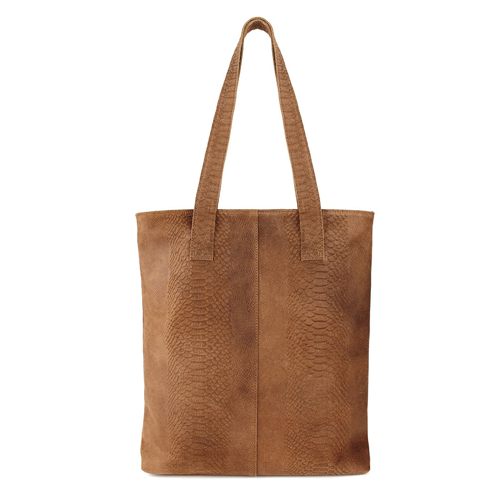 DSTRCT Portland Road Shopper Medium Cognac 127440