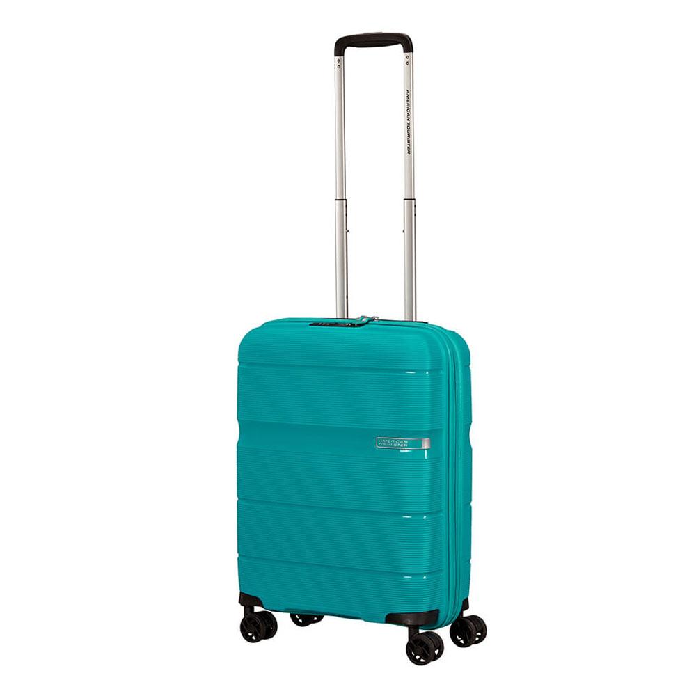 American Tourister Linex Spinner 55 Blue Ocean