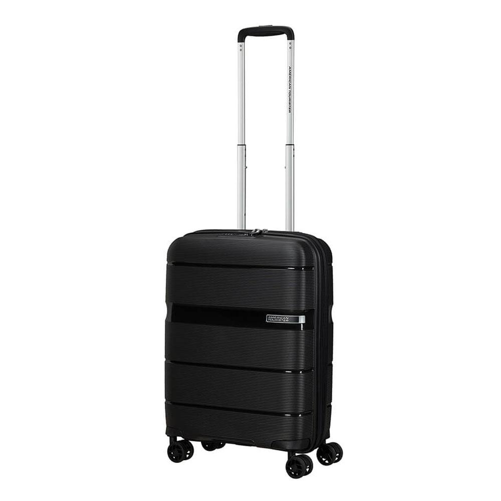 American Tourister Linex Spinner 55 Vivid Black
