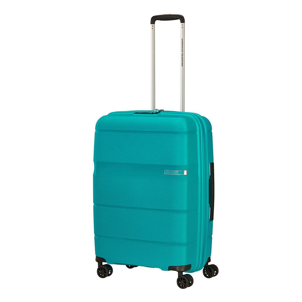 American Tourister Linex Spinner 66 Blue Ocean