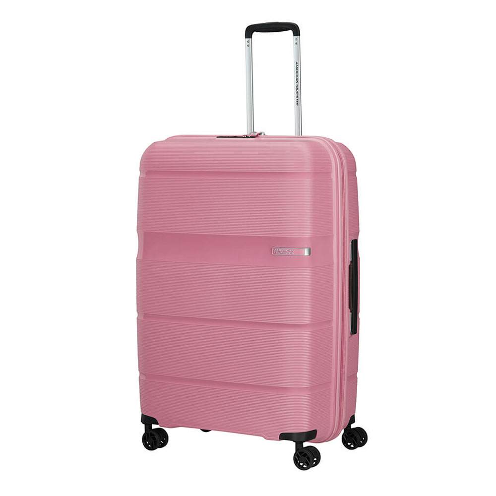 American Tourister Linex Spinner 76 Watermelon Pink