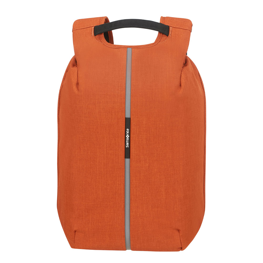 Samsonite Securipak Laptop Backpack 15.6 Saffron