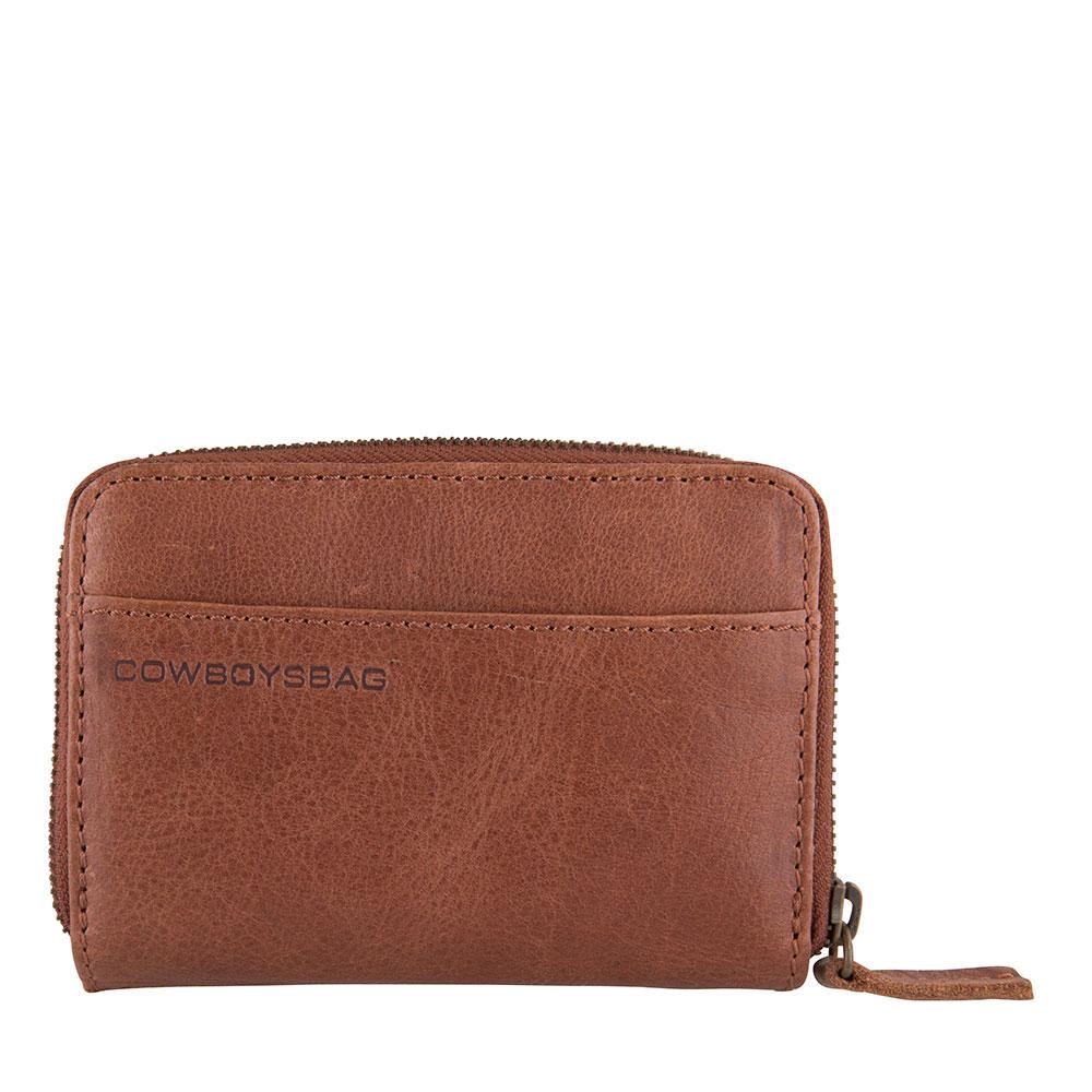 Cowboysbag Portemonnee Purse Haxby 1369 Cognac