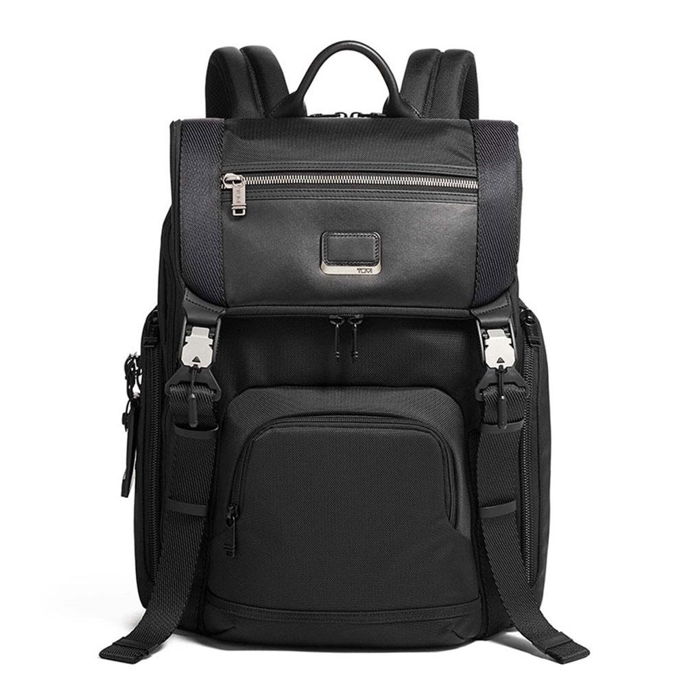 Tumi Alpha Bravo Lark Backpack Black