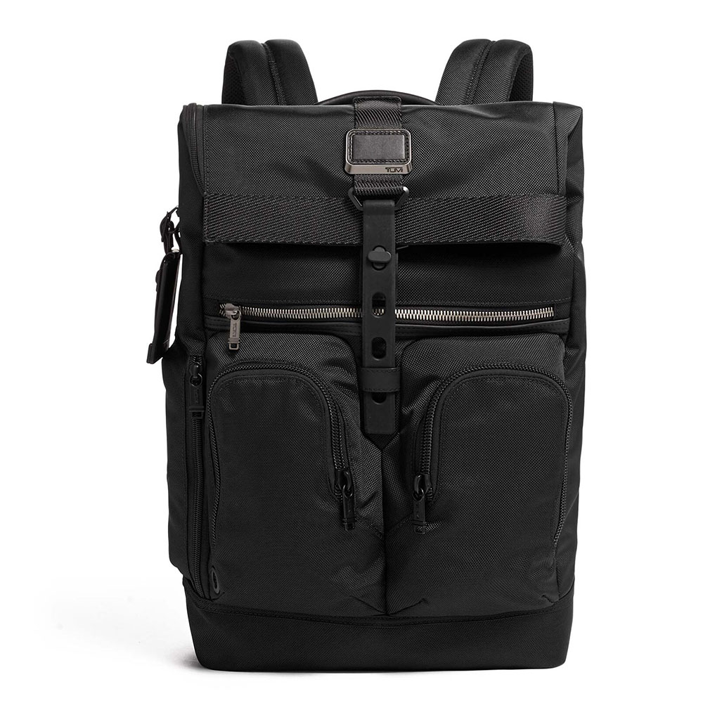 Tumi Alpha Bravo Lance Backpack Black