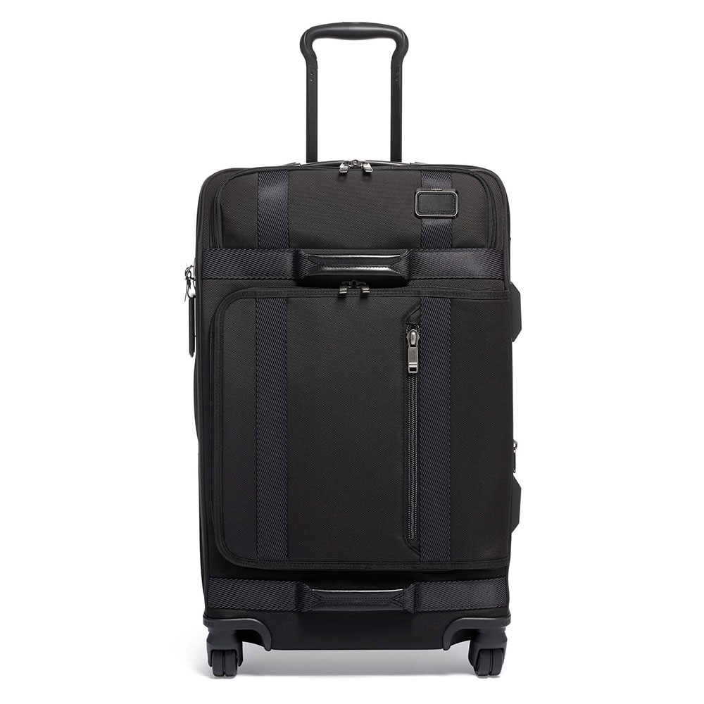 Tumi Merge Short Trip Expandable 4 Wheel Packing Cube Black