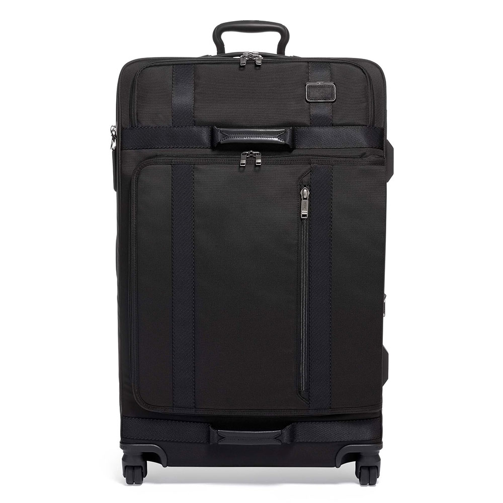 Tumi Merge Extended Trip Expandable 4 Wheel Packing Cube Black