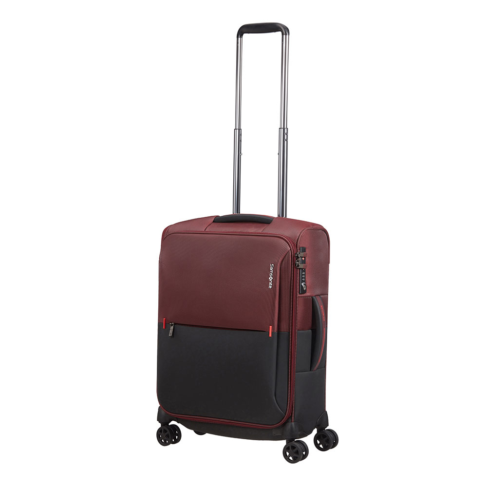 Samsonite Rythum Spinner 55 Burgundy